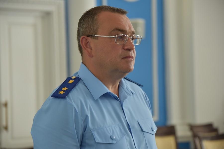 В Севастополе назначили нового прокурора — биография