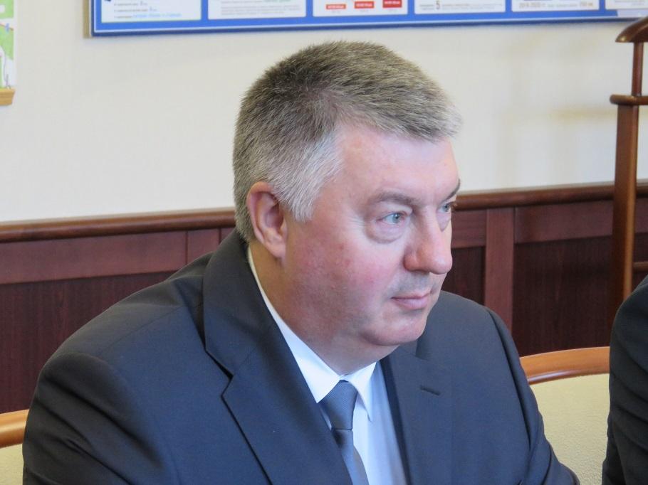 В Крыму и Севастополе новый начальник погрануправления ФСБ