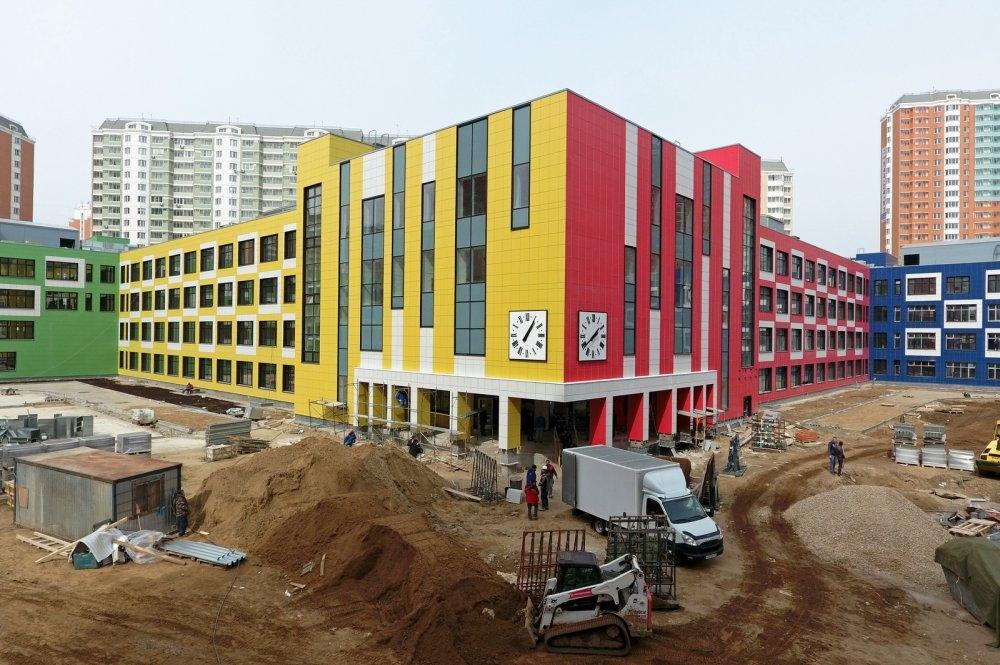 Москва готова выделить Севастополю 100 млн рублей на строительство новой школы