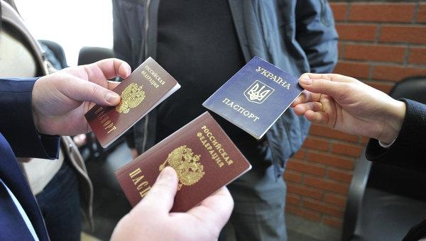 В Киеве предложили уголовно наказывать за двойное гражданство с Россией