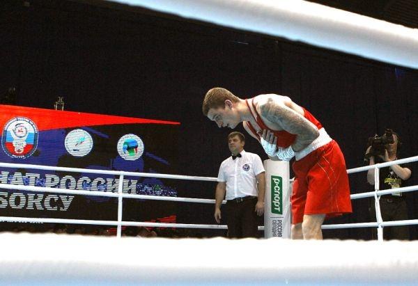 Севастополец выиграл чемпионат России по боксу