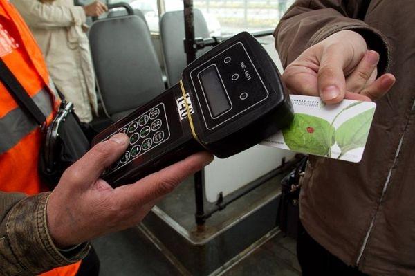 В крымских троллейбусах вводят оплату проезда банковскими картами