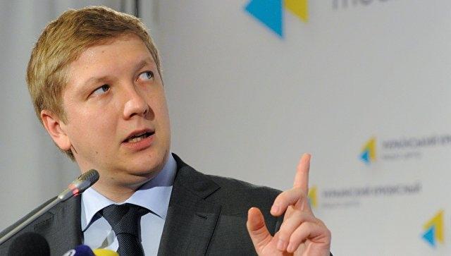 Об угрозе дефолта на Украине заявил глава «Нафтогаза»
