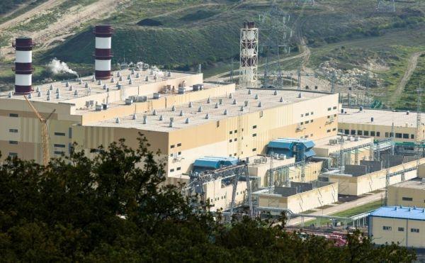 Минэнерго РФ отрицает аварию на новой ТЭС в Крыму