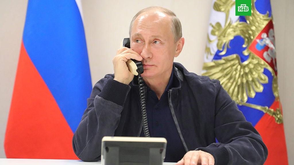 Кто и как поздравил Владимира Путина с днем рождения