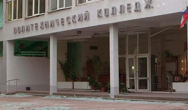 Патрушев назвал причину трагедии в керченском колледже