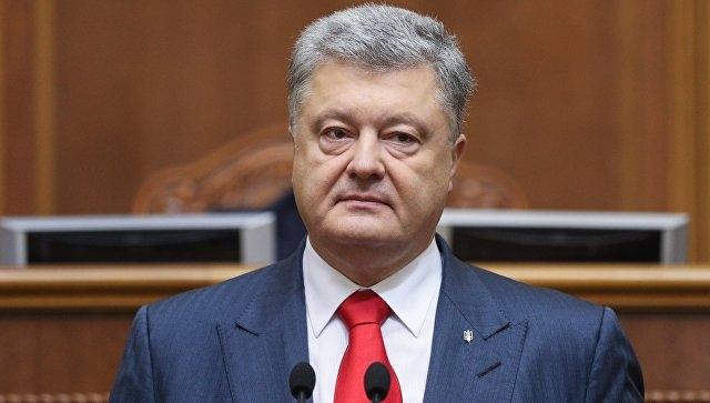 Порошенко готовится отражать атаку на Азовском море