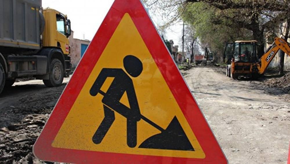 Появилась схема объезда улиц Симферополя, где стартует капремонт