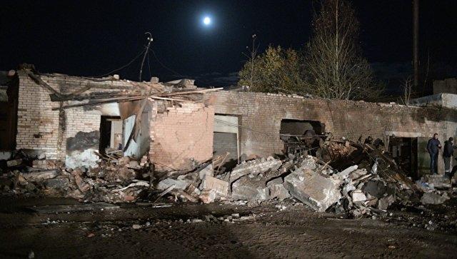 На пиротехническом предприятии под Санкт-Петербургом прогремел взрыв: погибли люди