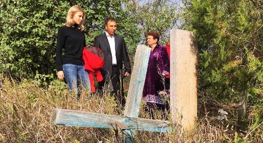 Побывала на малой родине:  Поклонская впервые за долгие годы встретилась с родными на Донбассе
