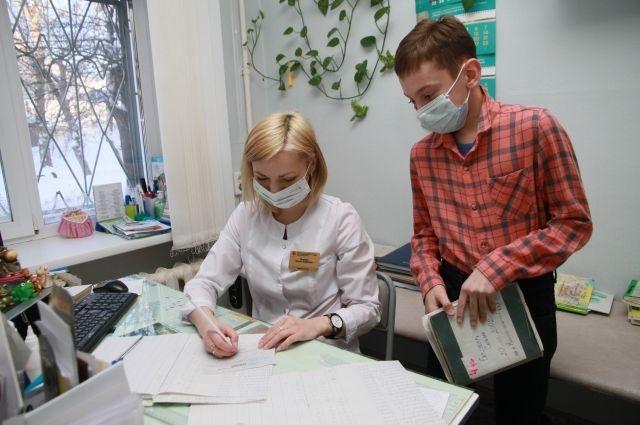 В Крыму и Севастополе из-за холодов растет заболеваемость гриппом и ОРВИ