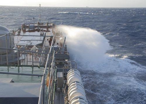 Черноморский флот подготовился  к удару стихии