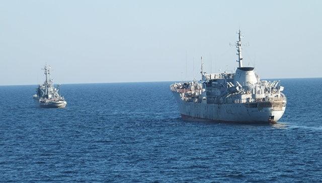 Украина намерена устроить провокацию в Азовском море — источник