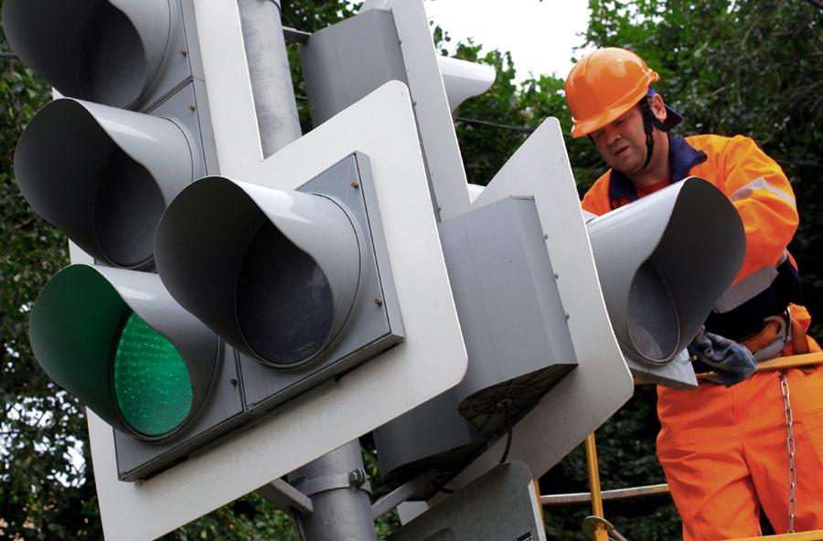 До конца года в Севастополе появится несколько новых светофоров