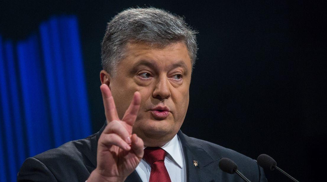Мы учимся у НАТО: Порошенко пригрозил России украинской авиацией