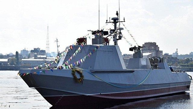 На Украине заявили о своих «невидимых катерах» в Азовском море