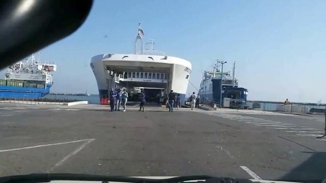 Что будет с паромной переправой после открытия грузового движения по Крымскому мосту
