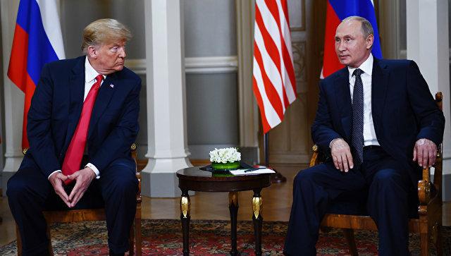 В Кремле сожалеют о решении Трампа отменить встречу с Путиным