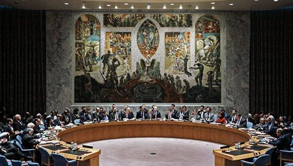 Россия инициирует срочное заседание Совбеза ООН из-за ситуации в Азовском море
