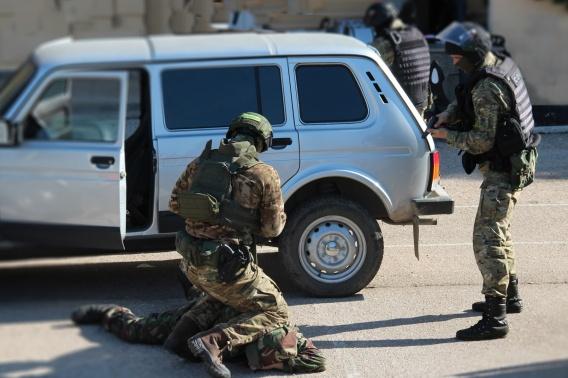 В Севастополе задержали преступника, находящегося два года в федеральном розыске