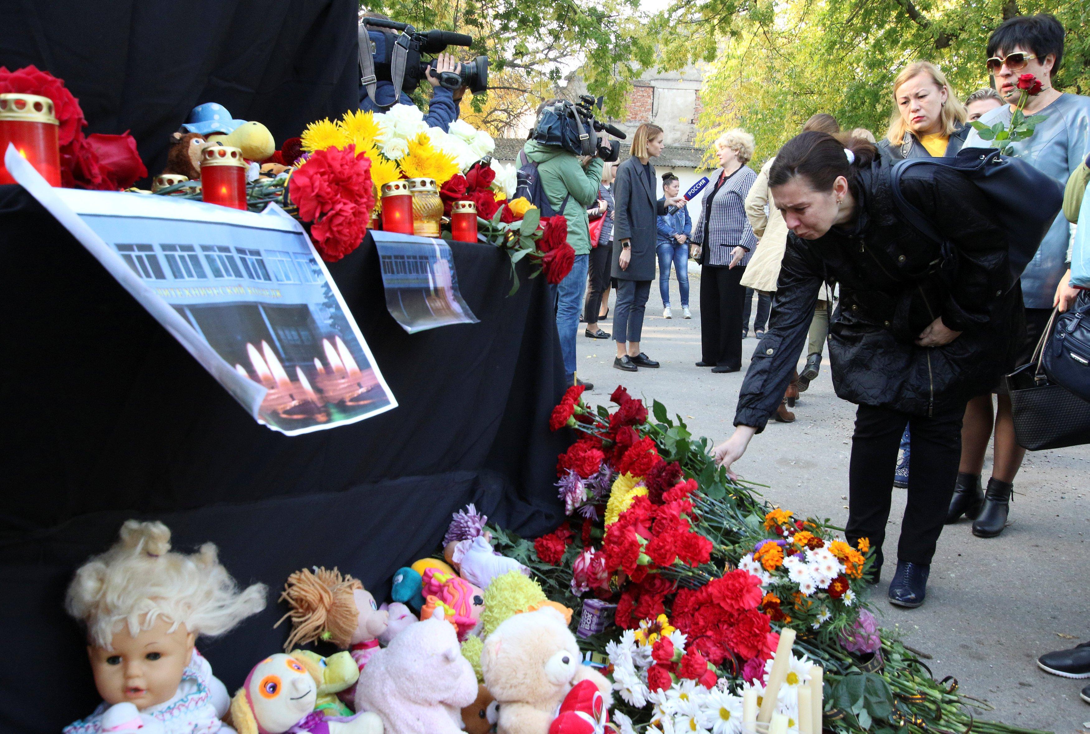 После трагедии в Керчи ФСБ предотвратила ряд нападений на школы
