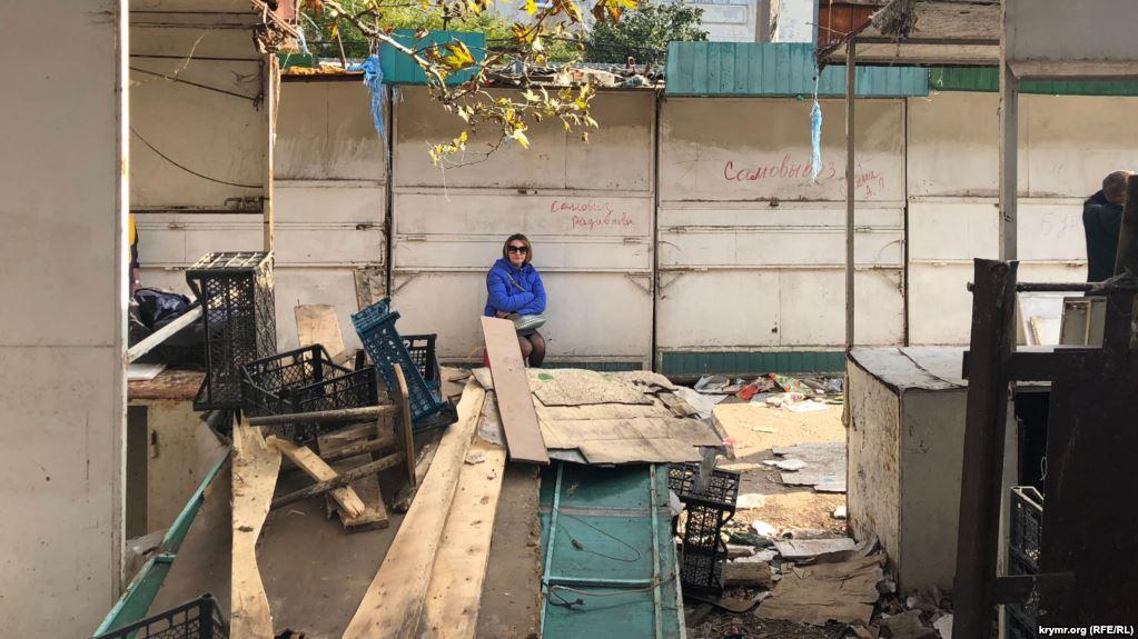 Владельцы Сталинградского рынка Севастополя потеряли права на земельный участок
