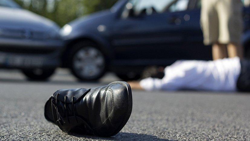 В Крыму маршрутный автобус насмерть сбил пешехода