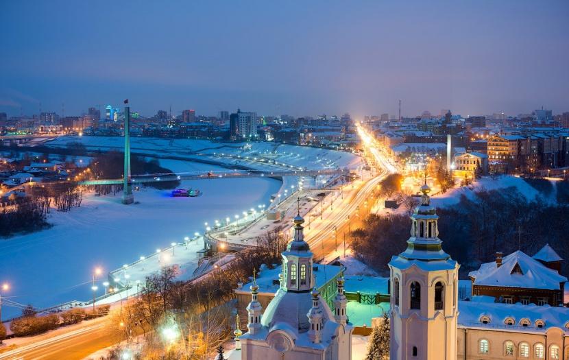 Эксперты назвали топ-10 городов России с высоким качеством жизни