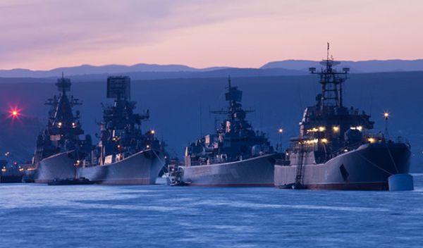 Черноморский флот получит 13 новых кораблей и судов