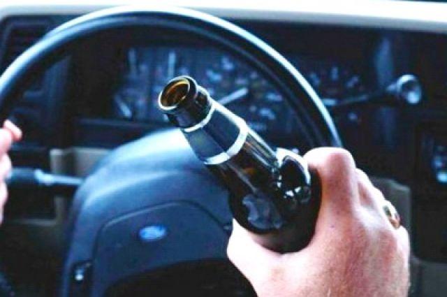За один час в Севастополе поймали 15 пьяных водителей