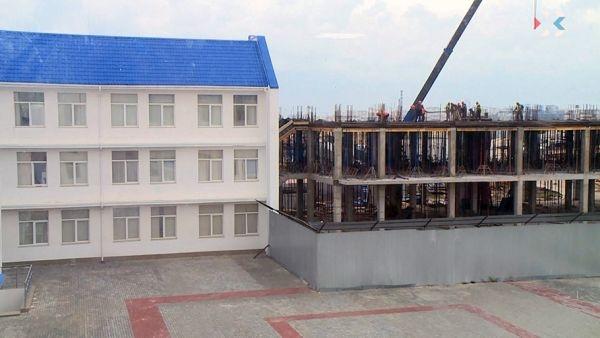 В Казачьей бухте построят еще один крупный социальный объект