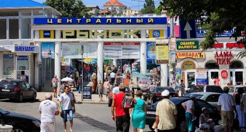 В Севастополе могут закрыть ещё один рынок