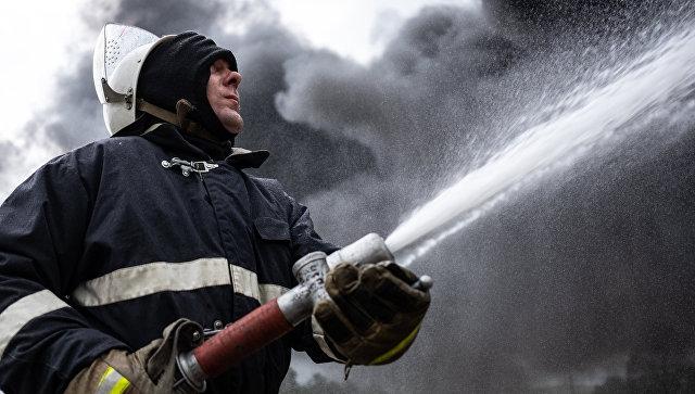 В Крыму на пожаре в жилом доме погиб человек