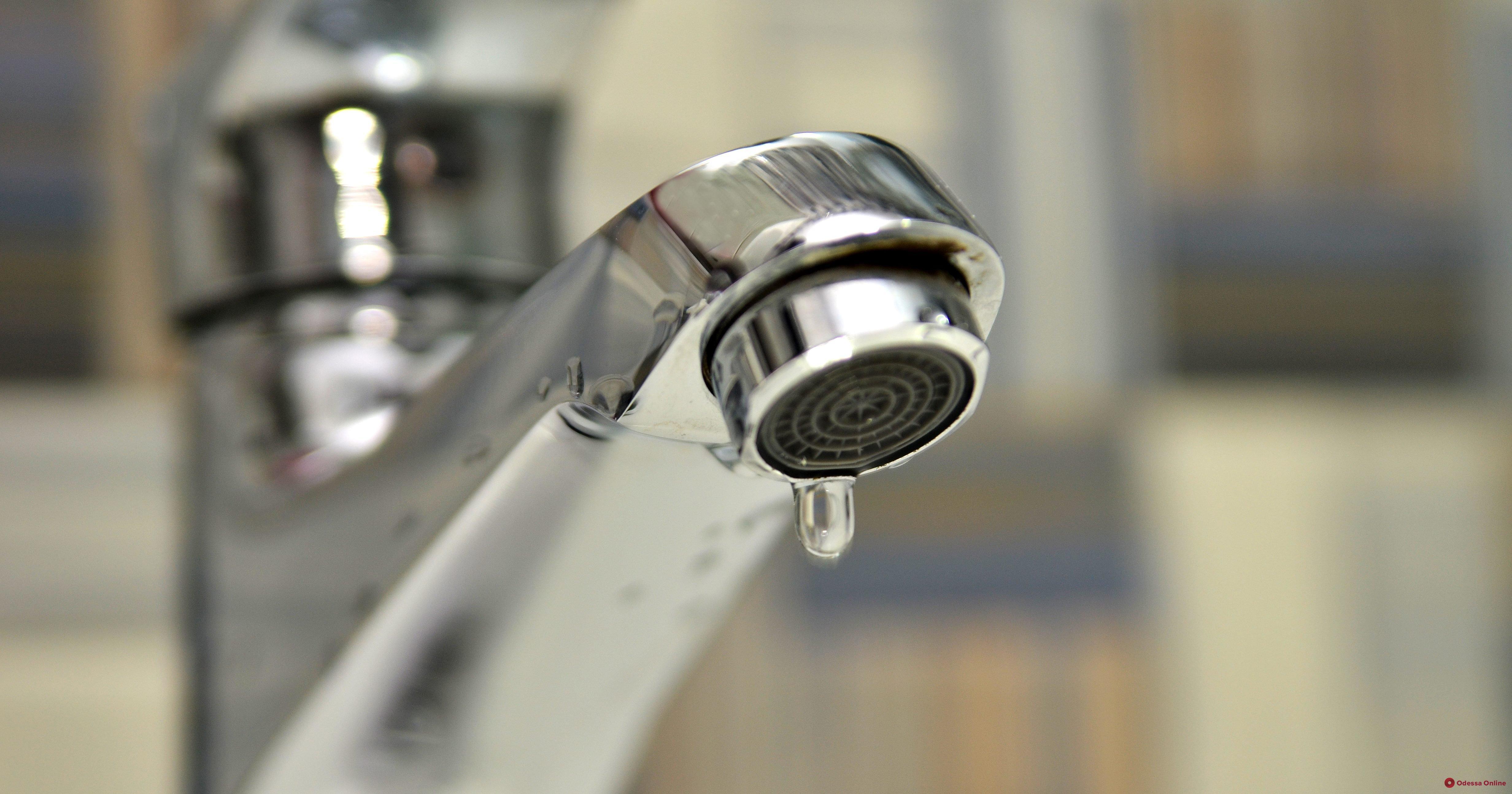 Сегодня на всю ночь отключат воду в Гагаринском районе