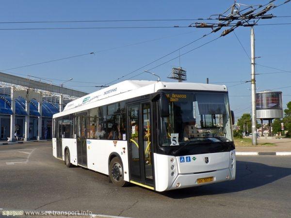 Власти: в Севастополе снизилась стоимость проезда в общественном транспорте