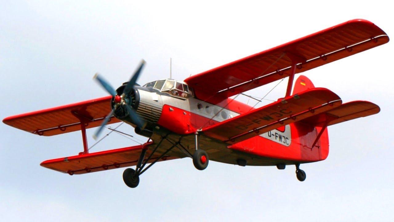 Неизвестные украли самолет с бывшего аэродрома на Украине