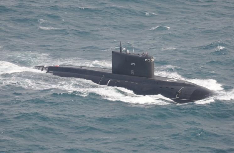 Подводные лодки Черноморского флота вывели из-под удара