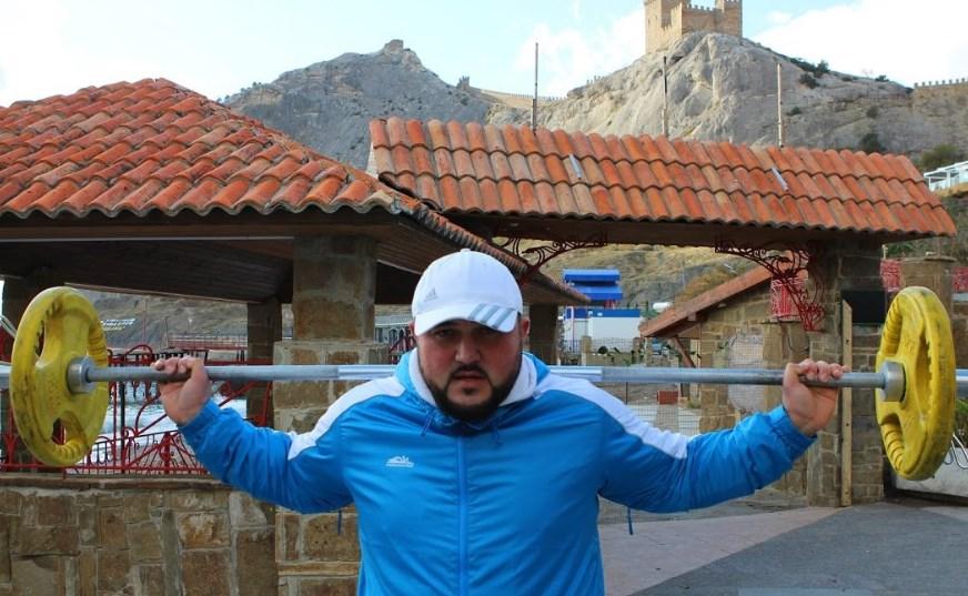 Силач из Крыма стал героем телепроекта