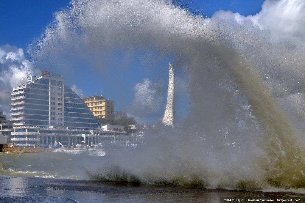 Ливни и шквал: какая погода сегодня будет в Крыму и в Севастополе