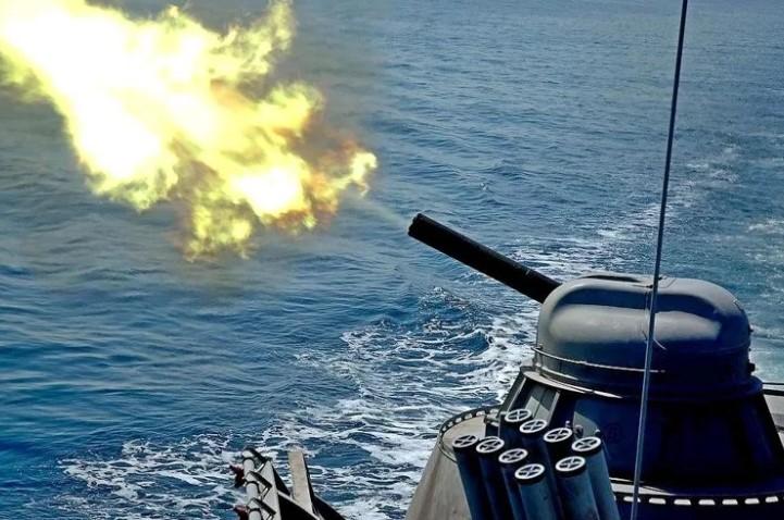 Российские катера открыли огонь на поражение — пресс-центр ВМСУ
