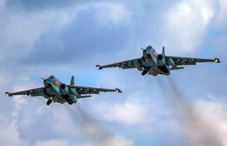Россия подняла в воздух два штурмовика из-за провокации ВМС Украины