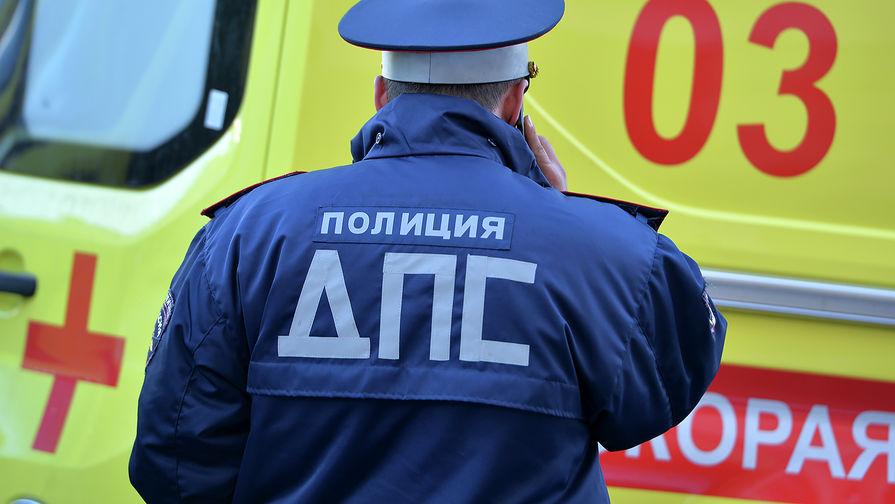 ДТП на дорогах Крыма: шесть разбитых автомобилей и пятеро пострадавших