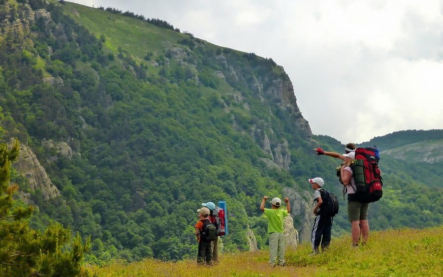 В Крыму появятся 15 новых туристических маршрутов