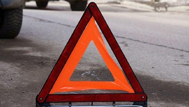 В Крыму в ДТП пострадали четыре человека