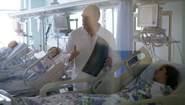 На лечении в Москве остаются 11 студентов колледжа в Керчи