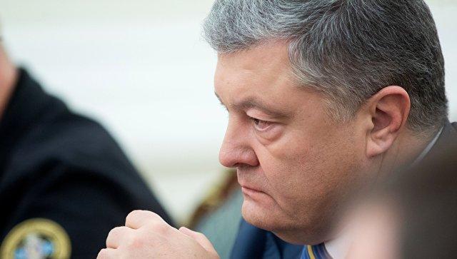 Порошенко озвучил срок для достижения мира на Украине