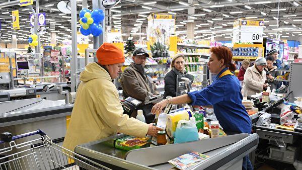 Цены на продукты в России могут возрасти на 10%