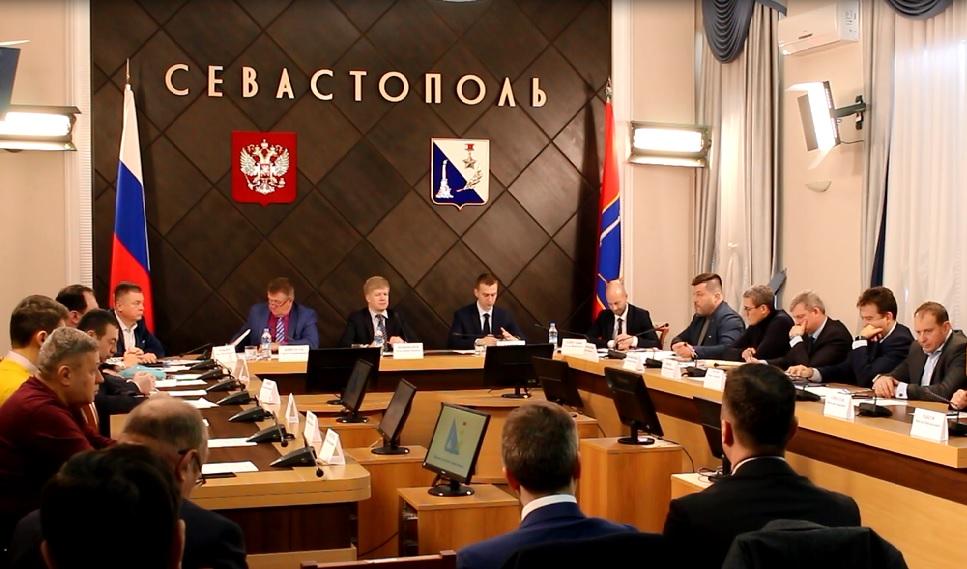 В Севастополе обсудили проблемы развития сферы торговли