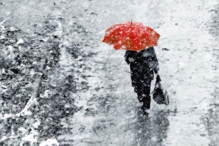 В Крыму ожидается шквалистый ветер и мокрый снег (прогноз погоды на 18-20 декабря)