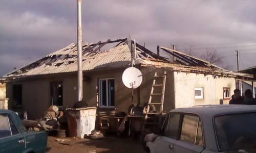 «Сгорело все нажитое, деньги, вещи»: пожар под Белогорском оставил семью без жилья